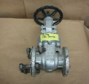 Hd 2 Dn50 Gate Valve Manual Carbon Steel Wcb Flanged Class 150