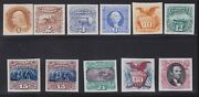 Us 112p//129p3 1869 Pictorial Issue Plate Proof India Paper Complete Xf Scv1205