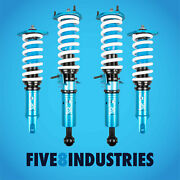 Five8 Industries For 09-20 Nissan 370z   Coilovers Height Adjustable