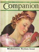 1936 Womanand039s Home Companion February - Pearl Buck Upton Sinclair Ford Business