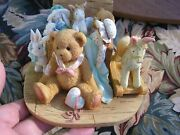 Cherished Teddies Christopher Old Friends Are The Best Friends