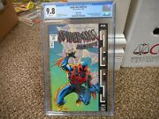 Spiderman 2099 25 Cgc 9.8 Marvel 1994 Deluxe Edition Foil Hulk 2099 Preview Upc