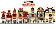 Department 56 Monopoly Village - New Sealed Mint