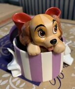 Wdcc Lady And The Tramp A Perfectly Beautiful Little Lady 1999
