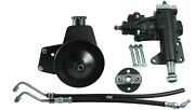Borgeson Power Steering Conversio N Mid-size For Ford Cars 999052