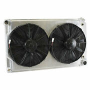 Griffin Radiator Combo Unit Gm A And G Body Cu-70008