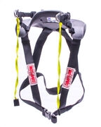 Simpson Safety Hybrid Sport Youth W/ Sliding Tether -sfi Hs.yth.11.sas