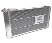 Proform Slim Fit Radiator 68-77 Chevelle Auto Tran 69625.2
