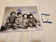 Alex Vincent And Ashley Brooke Dual Signed Auto 8x10 Photo Child's Play W/ Beckett