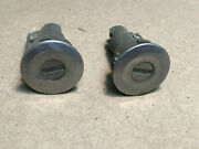 1972 And Other Dodge Charger Randlh Door Locks No Key Oem