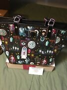 Nwt Haunted Mansion Disney Dooney And Bourke Tote