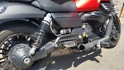Massmoto Exhaust Full-system 2in2 Hot-rod For Moto Guzzi Audace 1400 2015-2019