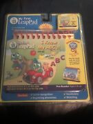 New Nip Leap Frog Pad My First Leappad I Know My Abc's Book And Cartridge Sealed