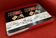 Excellent Condition Ferrari By Pininfarina By Etienne Cornil 1998, Hardcover