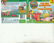 Tractor Tom-the New Scarecrow And Other Stories-[5 Episodes]-animated Tt-dvd