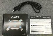 Xim 4 Keyboard + Mouse Adaptor For Ps4, Ps3, Xbox One And 360 Vgc