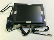 Retrofit Lcd Monitor For Fadal Cnc Control 88hs 10.4 Inch Crt With Cable Kit