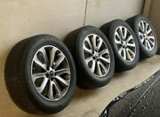 4 Genuine Range Rover Hse 20 Inch Wheels And Tires Land Rover Wheels Best Priced