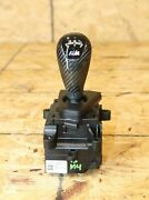 Gear Selector Dct Twin Gearbox Transmission Shifter Oem Bmw F80 F82 Carbon Fiber