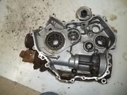 2002 Yamaha Grizzly 660 4wd Engine Case Motor Housing Core