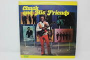 Chuck Berry Signed Autograph Album Vinyl Record - Father Of Rock And Roll Jsa