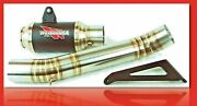 Competition Werkes Gp Slip-on Exhaust 2017-20 Yamaha Yzf-r6 - Wy610r-bc