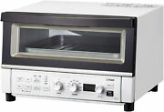 Tiger Convection Oven Toaster Kat-a130 White From Japan