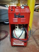 White Industries 01060 R-12 Ac Refrigerant Recovery Recycling Center Machine