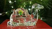 Waterford Crystal The Nativity Collection Camel In Original Box Excellent