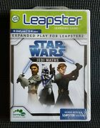 Star Wars Jedi Math Leapfrog Leapster Learning Game 5-8yrs Leapster 2008 New