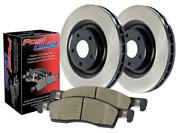 Centric 906.66050 - Preferred Axle Pack - Front And Rear