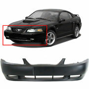 Front Bumper Cover Fascia Fits 1999-2004 Ford Mustang Gt 99-04