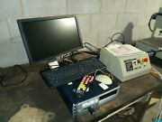 1.5kw Vfd 4 Axis Cnc 6040 Router Machine, Handheld, Computer And Programs, Runs