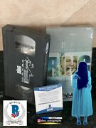 Naomi Watts Signed The Ring Vhs Tape Beckett Coa Bas The Ring Signed C