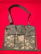 Lot Of 12-molle Ii- 6 Mag., Bandoleer Pouch, Brand Mew. Digi Cam 🇺🇸hot Deal