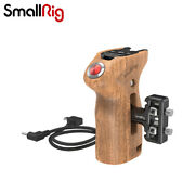 Smallrig Side Handle With Remote Trigger For Panasonic Mirrorless Cameras 2934