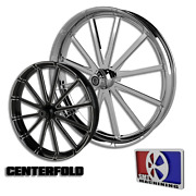 21 Inch Centerfold Motorcycle Wheels Harley Bagger Road Street Glide King