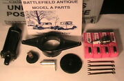1928-1931 Model A Ford Deluxe Distributor Coil And Spark Plug Tune-up Kit