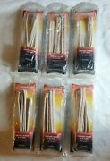 Weatherrite Replacement Wicks For Hurricane Lanterns And Oil Lamps Lot Of 6 Packs