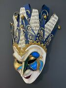 Extremely Rare Piece Of The Famous Boris Brejcha Djand039s Helmet Made By An Artist