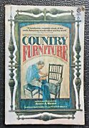 Country Furniture By Aldren A. Watson Early American Woodcrafter Study Rare 274p