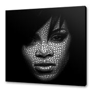 Rihanna Music Icon Canvas Print Picture Wall Art Fast Free Uk Delivery