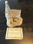 David Winter Cottages The Chapel Vintage Hand Painted Hand Made No Box
