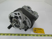 New Nos Hydraulic Pump 163k1107 Repair Replacement Commercial 53-25027-010