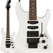 New Fender Made In Japan Limited Edition Hm Strat Bright White Hss W/gb