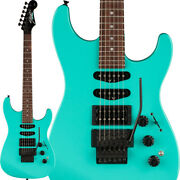 New Fender Made In Japan Limited Edition Hm Strat Ice Blue Hss W/gb Free Ship