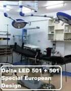 Led 501 + 501 Surgical And Examination Led Ot Light Surgery Protects Uv And Ir Ray