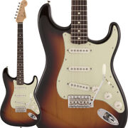 New Fender Made In Japan Heritage 60s Stratocaster 3-color Sunburst Lacquer