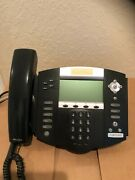 Lot Of 6 Polycom Soundpoint Phones Includes 5 321/335 And 1 Ip550