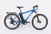 X-treme Trail Maker Elite Max 36 Volt Lithium Powered Electric Mountain Bicycle